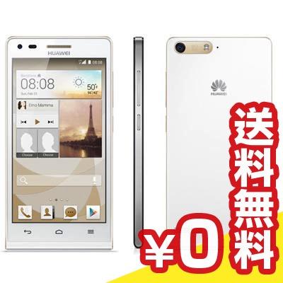 Huawei Ascend G6 ホワイト