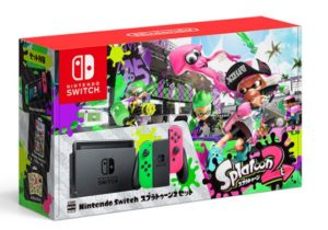 NintendoSwitch スプラトゥーン2セット