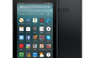 Amazon Fire 7 タブレット (7インチディスプレイ)