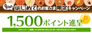 ④1,500円以上で利用可能1,500PTクーポン配布中