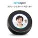 【8月18日まで】Amazon「Echo Spot (エコースポット)」が驚愕の3,745円!「Echo Dot」は1,495円!!
