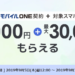 HUAWEI P30が「回線維持費込で実質38,097円」!買取価格55,000円!ポイント10倍 20,000円CB